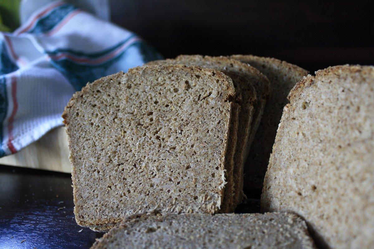 Thumbnail 70% wholerye bread with soaker