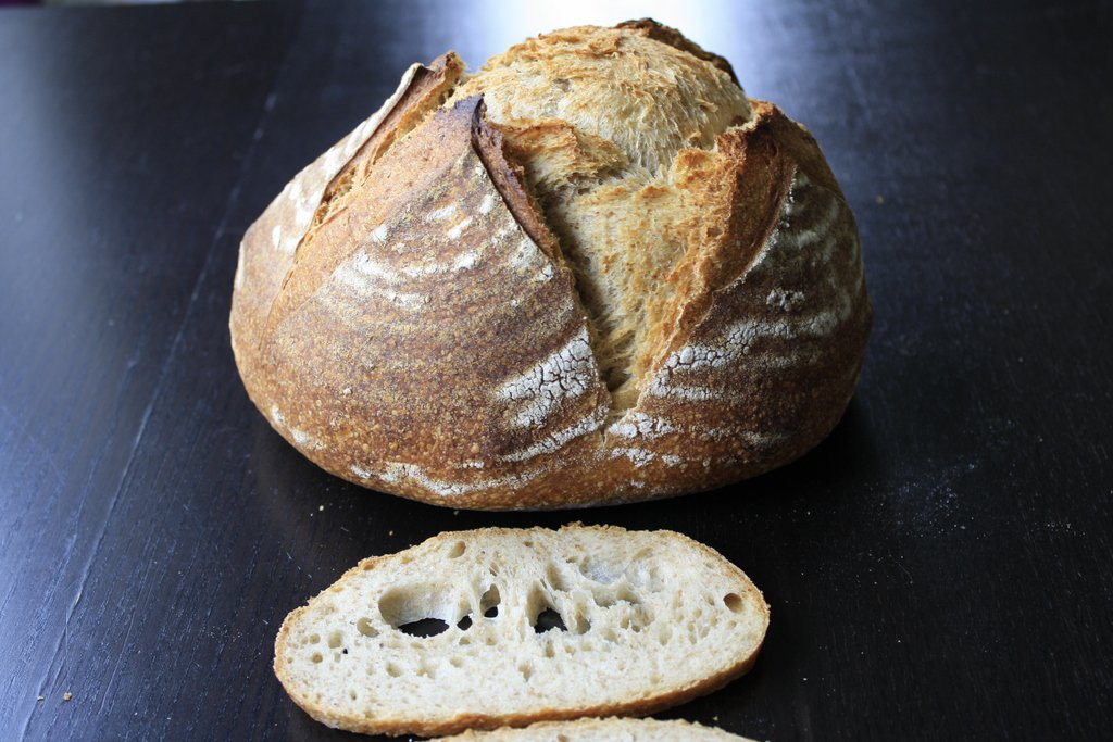 Thumbnail Het belang van brood insnijden