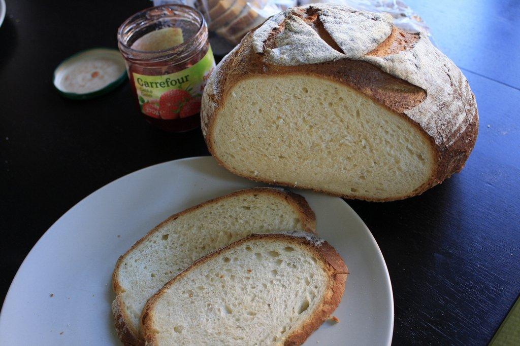 Thumbnail Brood maken van croissant deeg