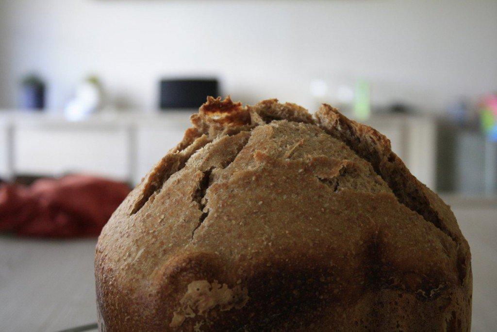 Een goed gerezen brood