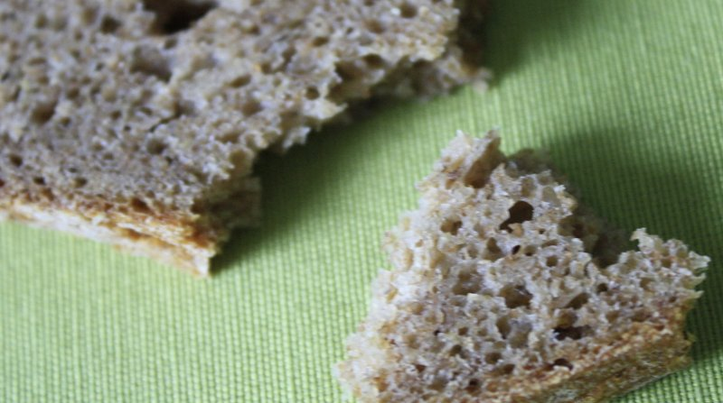 Donker aromatisch roggebrood